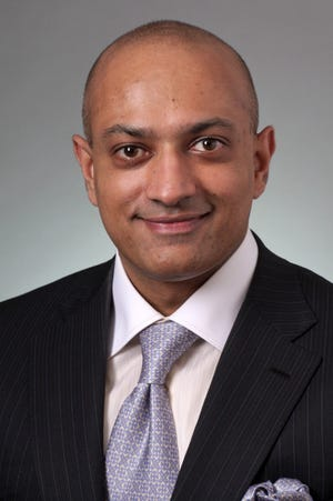 Dr. Dilip Nataraj was recently named chair of critical care medicine at South Shore Hospital, part of South Shore Health.