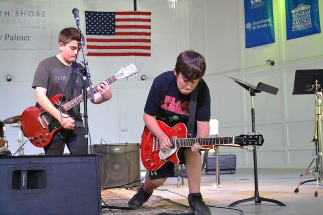 Rock Band Jam.