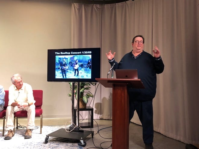 Beatles and 60s enthusiasts can enjoy a virtual presentation as part of Middlesex Community College's Middlesex Institute for Lifelong Education for Seniors online Opening Session from keynote speaker — and expert and fellow fan — Rod Griffith from 2 to 4 p.m. March 24.