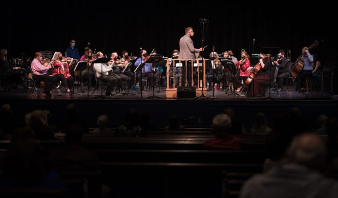 """The Space Coast Symphony Orchestra will present 'The Music of John Williams"""" at 7 p.m., Saturday, March 20, at Satellite High School Performing Arts Center. Photo---"""