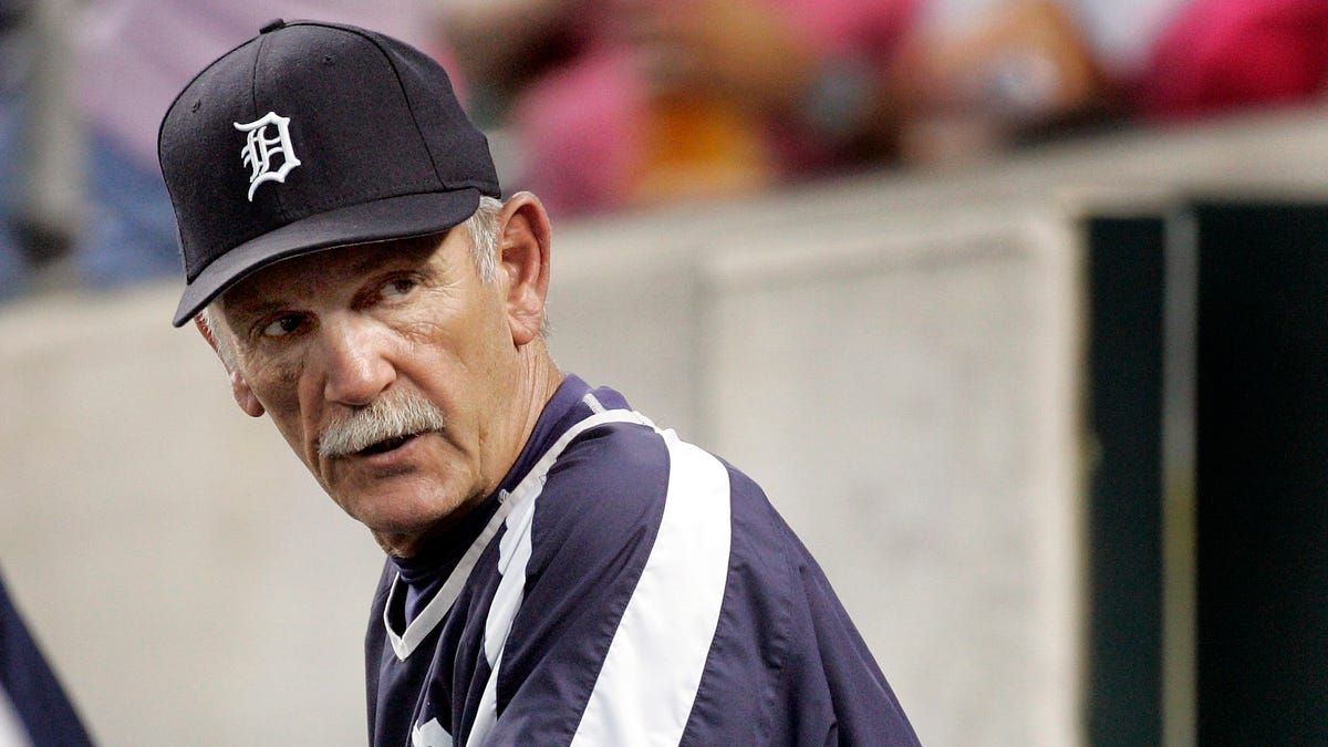 'Thrilled' to be part of their past, Jim Leyland says Tigers 'close to making a splash' 2