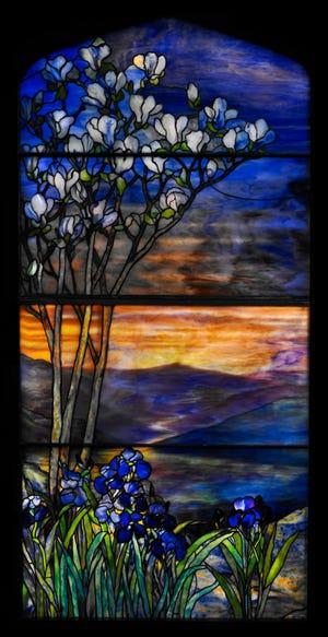 Tiffany Studios, jendela River of Life, Awal Abad Kedua Puluh
