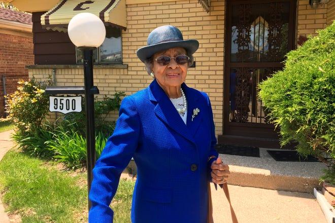 Catherine S.Clark, sepupu Kimberly Montgomery, meninggal 9 Februari 2020, pada usia 94 tahun karena COVID-19.