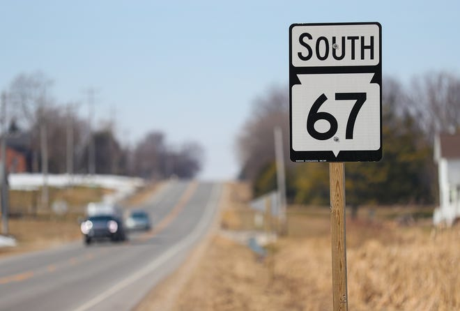 State Highway 67 that runs through Campbellsport in Fond du Lac County is getting a $9 million DOT makeover this year.