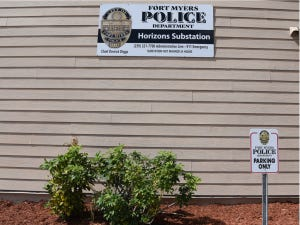 Fort Myers police will open the department's sixth and newest substation in the Horizons Apartments on Summerlin Road Wednesday morning.