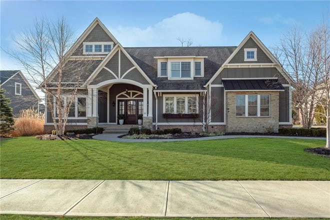 Philip Rivers bought this Westfield home in 2020 as he embarked on a season with the Indianapolis Colts.