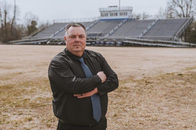 Shawn Yohn is new head football coach at Eastern High School.