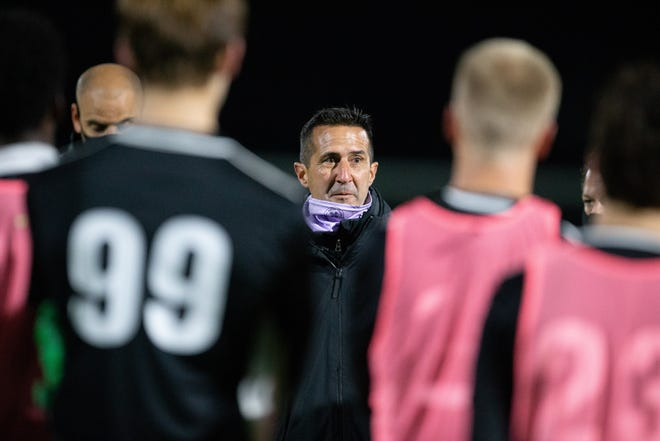 Mario Sanchez, a USSF 'A' license coach with 21 years of NCAA Div. I coaching experience as an Assistant and Head Coach, joined Louisville City FC in 2019 as the Director of Youth Development.