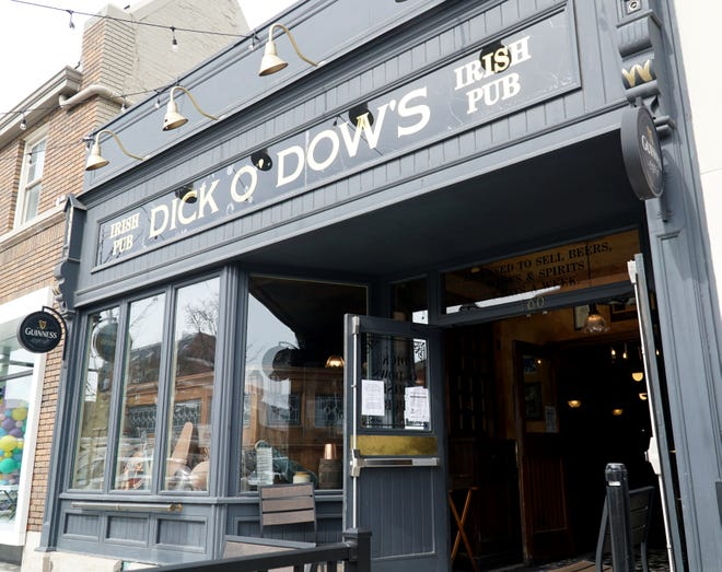 Birmingham's Dick O'Dow's on Maple Road in downtown.
