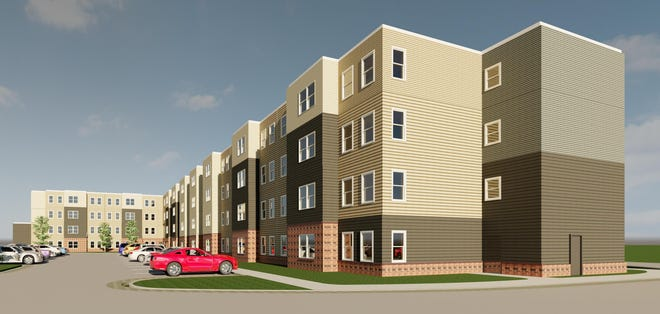 Gateway Senior Apartments, an affordable housing development in Fishersville, is currently under construction and is scheduled to be completed in the spring of 2022.
