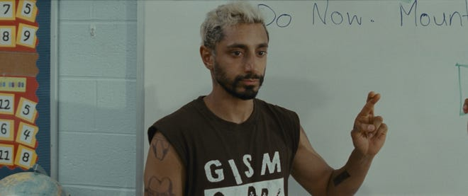 "Oscar-nominated ""Sound of Metal"" star Riz Ahmed is not only presenting at the SAG Awards, he's nominated for best actor."