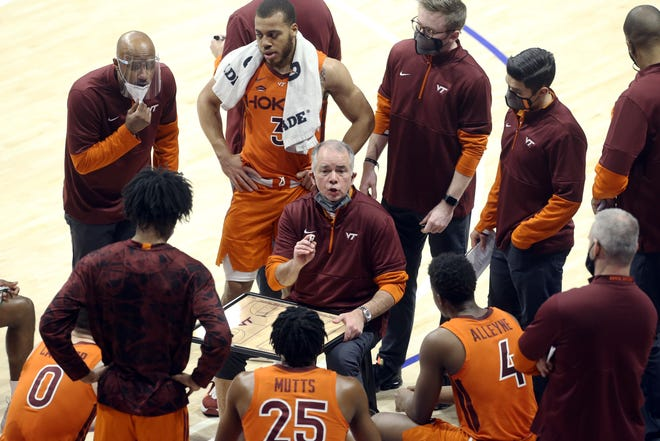 Hokies coach Mike Young has Virginia Tech positioned for a deep NCAA Tournament run.