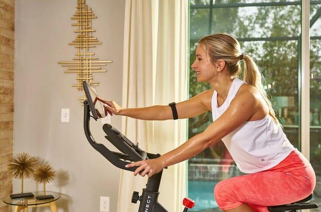 Sam's Club is now stocking up on exercise bikes similar to Peloton.