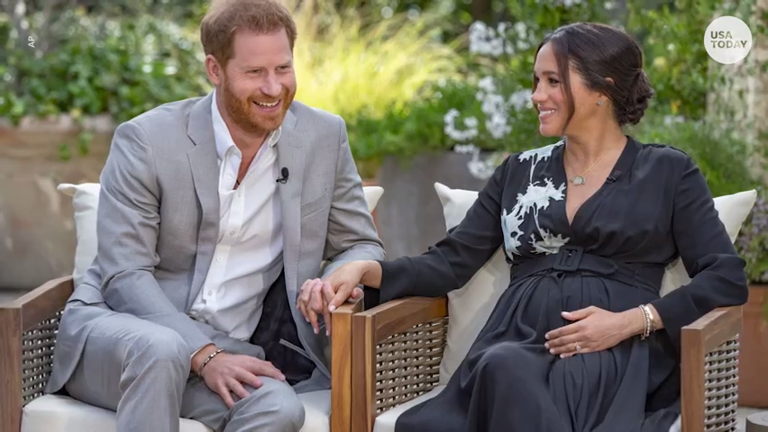 Mothers of biracial children react to Meghan and Harry interview