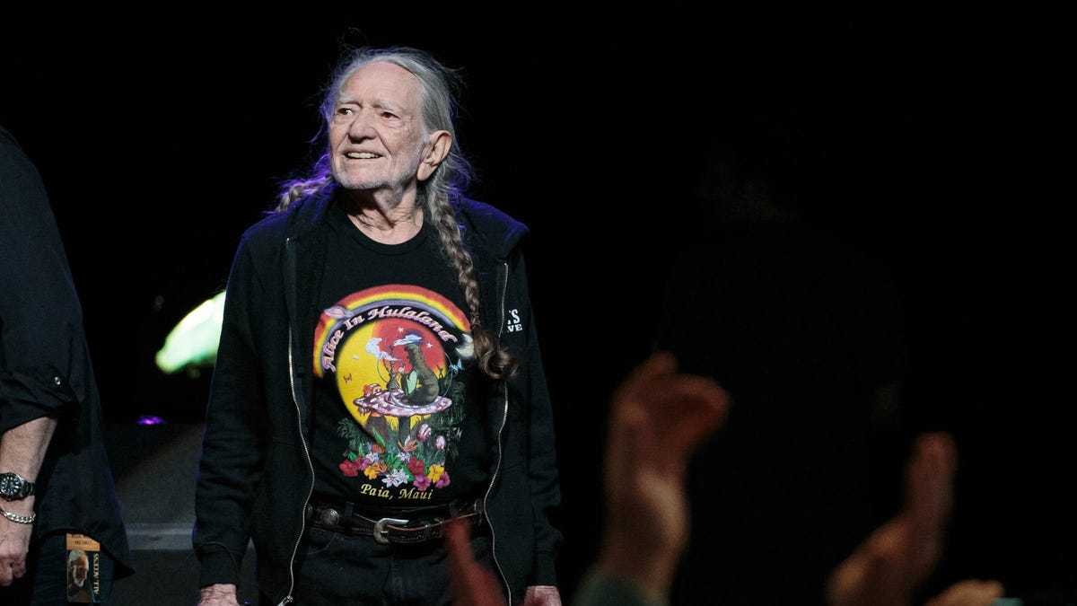 On the ranch again: Willie Nelson to play mid-July shows in Luck, just west of Austin