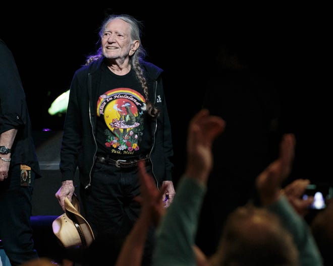 """Willie Nelson skipped his traditional July Fourth Picnic this year, but he's playing three """"Welcome Back Willie"""" shows at his ranch in Luck."""