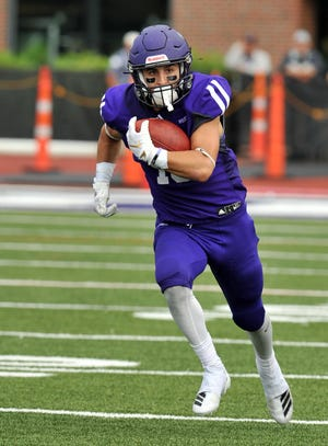 Andrew Jamiel graduated from Dennis-Yarmouth Regional High School in 2016, and went on to earn All-Northeast-10 Conference honors each of his four years at Stonehill College in Easton. He graduated as the school's all-time leader in receiver yards and receptions per game, among other accolades.