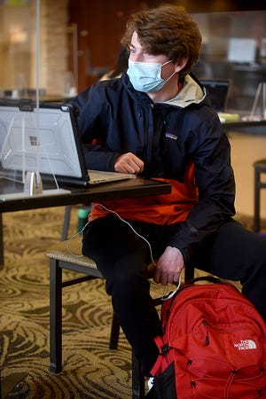 Conor Raymond, 20, is a sophomore at the University of Missouri studying biochemistry.