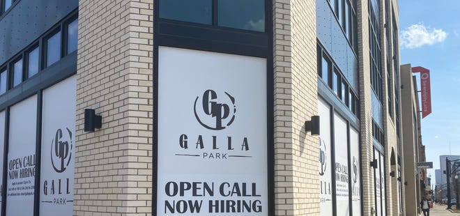 Galla Park in the Short North is hiring.