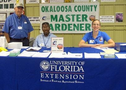 Master Gardener Volunteer training classes will take place from 9 a.m. to 1 p.m. Mondays, beginning May 3 and ending Aug. 23.