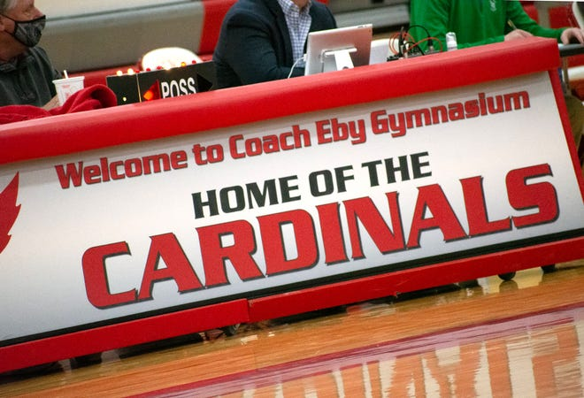 The Coldwater Lady Cardinals fell to Parma Western Tuesday night in I-8 action