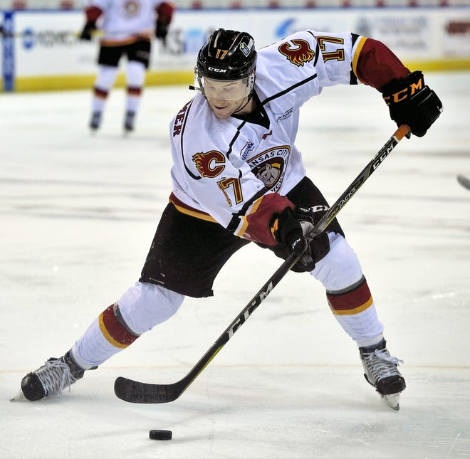The Kansas City Mavericks acquired former player Jared VanWormer in a trade with the Jacksonville IceMen for future considerations. VanWormer previously starred for Mavericks for three seasons from 2016 to 2019.