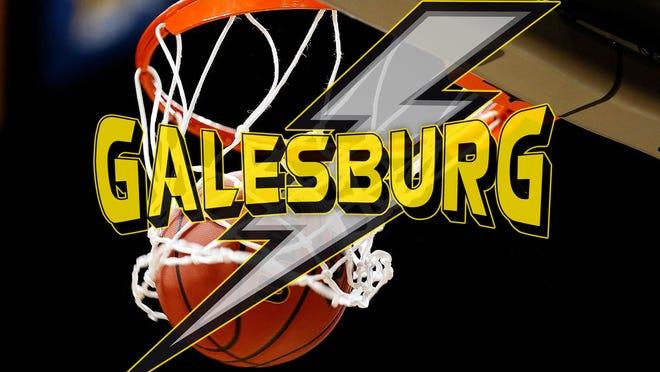 Galesburg hoops logo