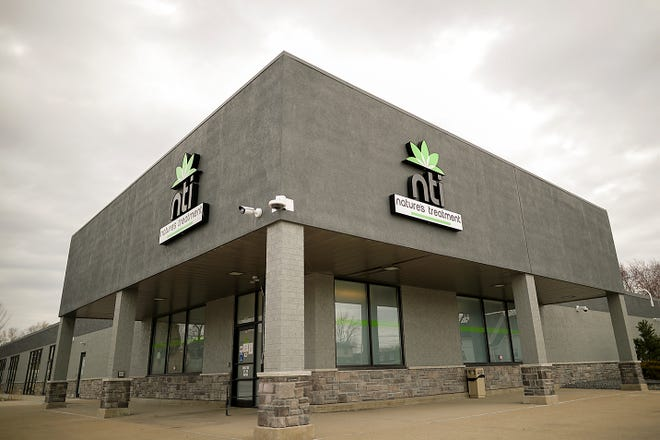 Nature's Treatment Galesburg is located at 735 W. Main St.