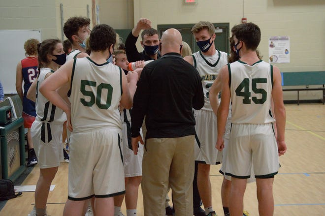 WCA gets ready for game action earlier this season.