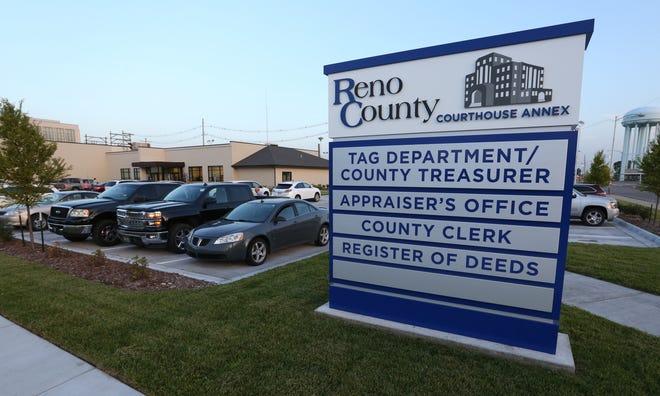 Reno County Courthouse Annex