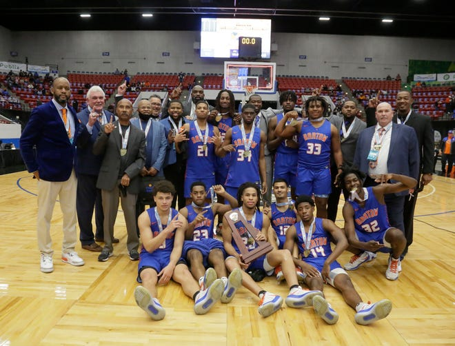 Bartow defeated Mater Academy in the Class 6A FSHAA Boys State Championship game on Saturday.