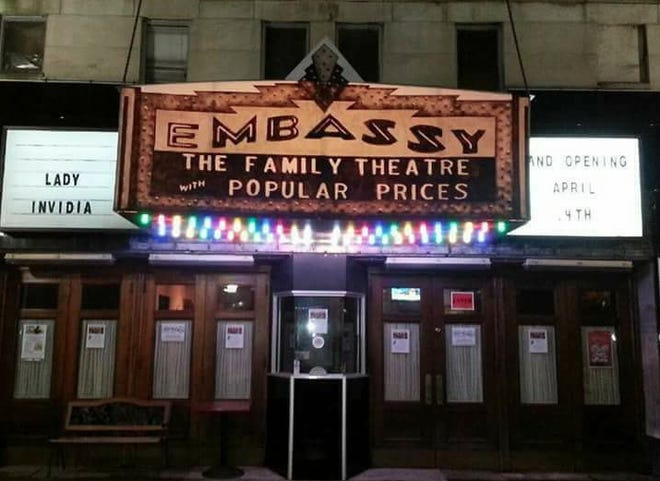The Embassy Theatre
