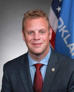 Rep. Brad Boles, R-Marlow