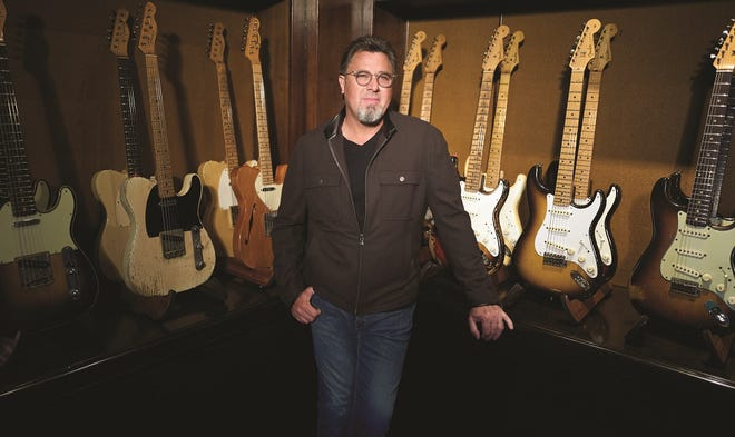Vince Gill [Photo provided]