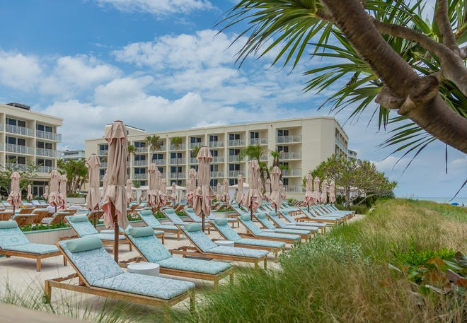 The Four Seasons Resort Palm Beach has been cited by the town for several code violations.
