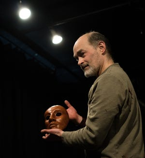 """Peter Josephson's """"A Tempest Prayer"""" debuts March 19 in N.H. Theatre Project's SoloStage Series."""