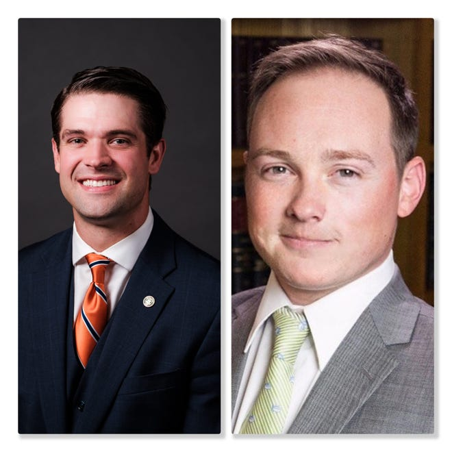 Rockford Alderman Jonathan Logemann, D-2, is facing a re-election challenge from Republican challenger Tyler Crosby in the April 6 consolidated election.