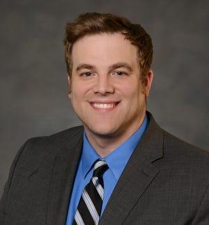 Eli Nicolosi is chairman of the Winnebago County Republican Party