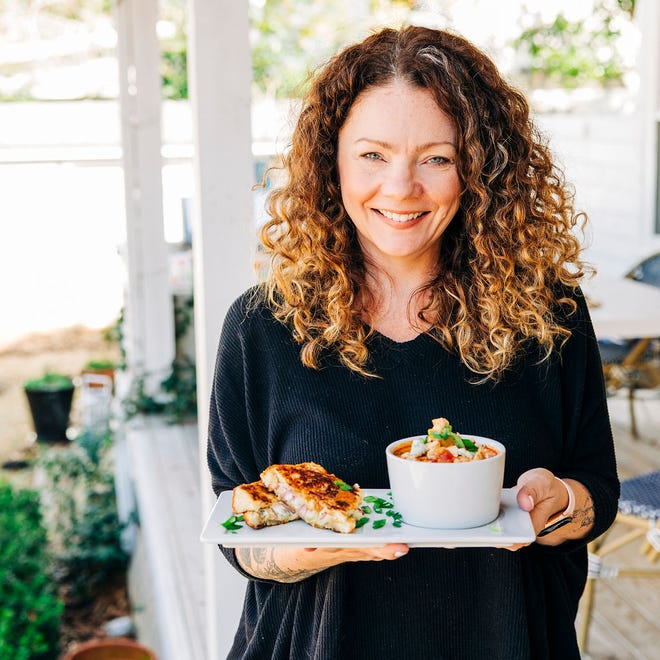 Abbye McGee, of Salt & Charm, is adding a storefront to her business
