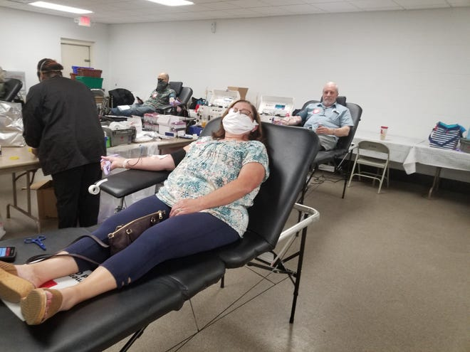 Wilminton East Rotary will hold a community blood drive on Thursday, March 18.