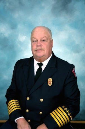 Jackson Fire Chief Tracy Hogue is set to retire on March 12.