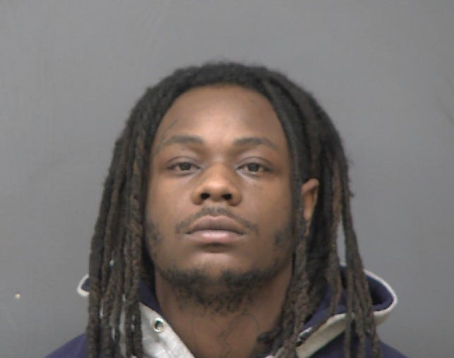 Rodrick Burgison accused of shooting a Norwich apartment building