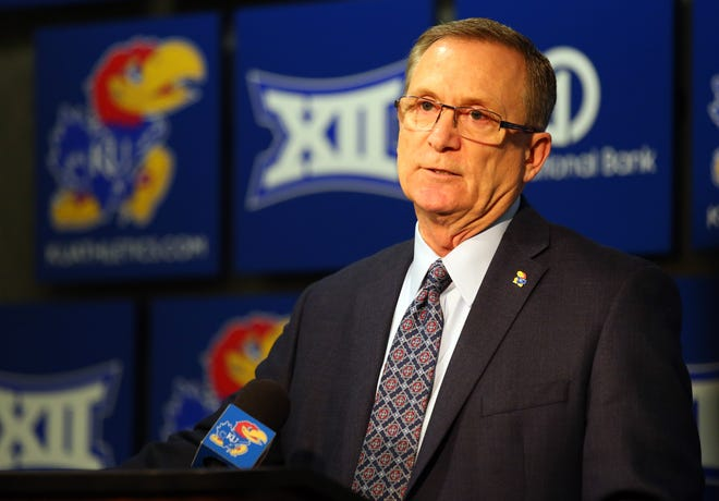Jeff Long was dismissed as Kansas athletic director Wednesday afternoon, two days after the university reached terms on a $1.99 million buyout agreement with embattled Jayhawk football head coach Les Miles.