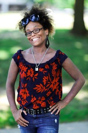 "Spoken word artist Ashley Wonder will be among those taking part in ""Sister Outsider: Black Women Creating Poetry"""