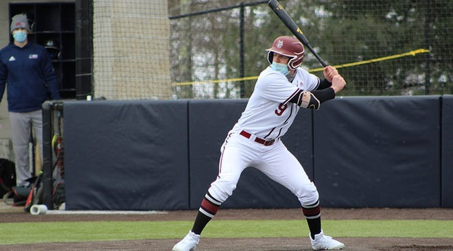 James Powers went 3 for 6 with two run-producing doubles for three RBIs Wednesday in Anna Maria's victory over Becker at the New England Baseball Complex.
