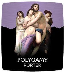 In 2019, the maker of the Polygamy Porter craft beer tried to bring its product to market in North Carolina. But the staff of the state Alcoholic Beverage Control Commission rejected it.