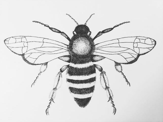 """Bee,"" by Kayla Degnan"