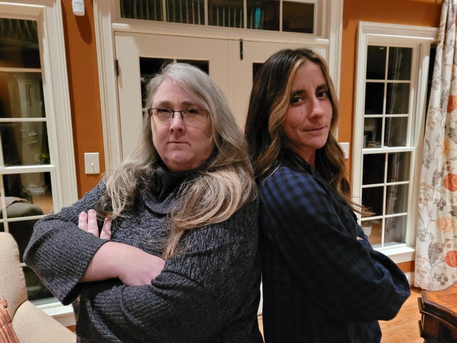 Sarah McAfee and Jill Standley are on opposite ends of America's political universe. And still, they find a way to talk about it, while sharing ideas, debunking myths and countering assertions.
