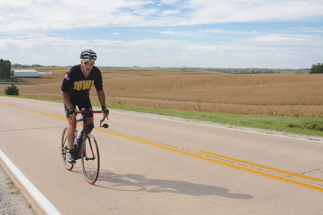 Cyclists of all skill levels can find their perfect two-wheeled adventure in Iowa City this spring.