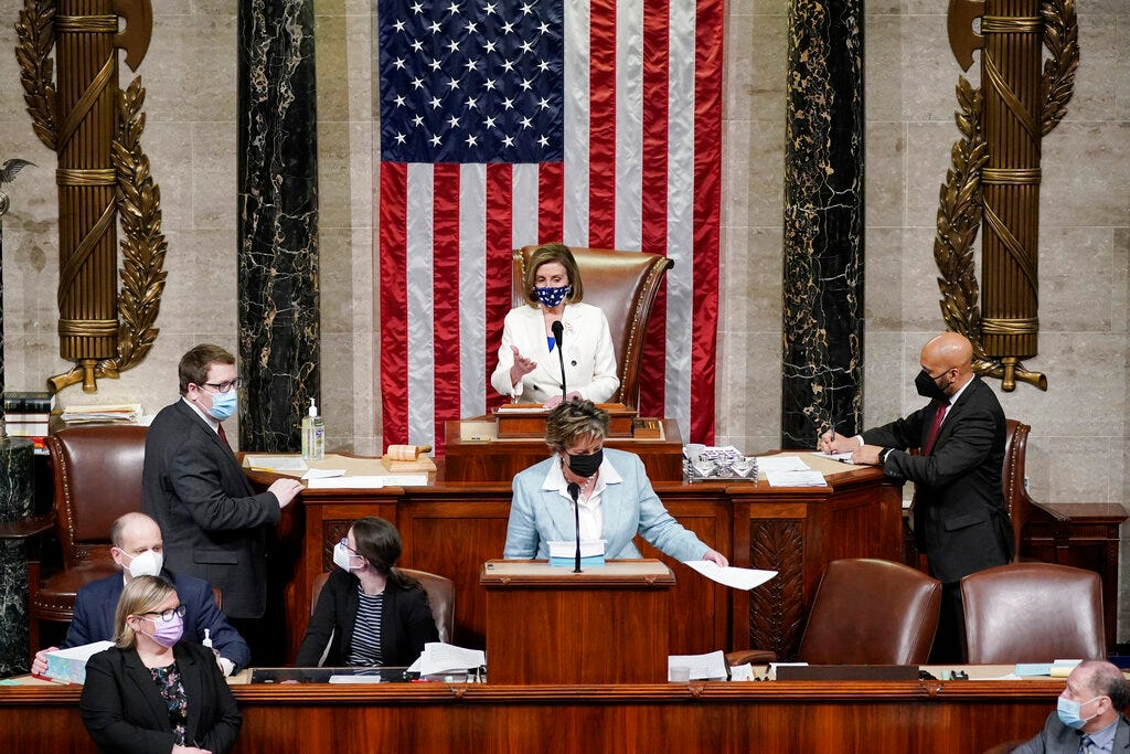 What's inside the $1.9T COVID-19 bill passed by Congress 2